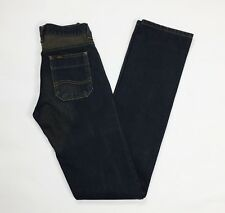 Lee dayton jeans uomo usato W28 L38 tg 42 bicolore slim usato boyfriend T3132