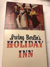 HOLIDAY INN (1942) (VHS, 1986)