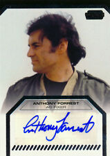 2012 Star Wars Galactic Files Autograph Auto Anthony Forrest Fixer (A)