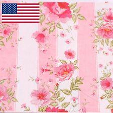 40pcs pink flower PAPER NAPKINS Wedding Birthday Party Tableware Serviette PN28