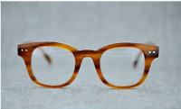 Vintage high Acetate Eyeglasses Frame japan handmade 1960s polarized sunglasses