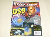 Star Trek Communicator Magazine 123 DS9 Deep Space Nine End of an Era