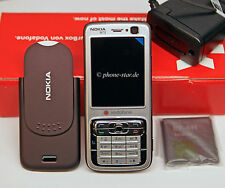 NOKIA N73 RM-133 BUSINESS HANDY SMARTPHONE SIMLOCKFREI BLUETOOTH KAMERA WIE NEU