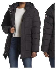 NWT Pajar Men's Teller Winter Parka / Jacket in Black SIZE M $499 - Authentic!