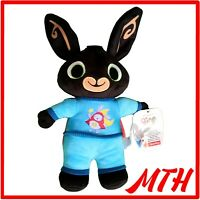 "Cbeebies Bing Bunny BEDTIME BING 8"" Soft Plush Toy Fisher Price Mattel 2014 NEW"