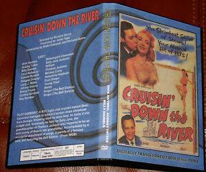 CRUISIN' DOWN THE RIVER DVD Dick Haymes Audrey Totter Billy Daniels 1953