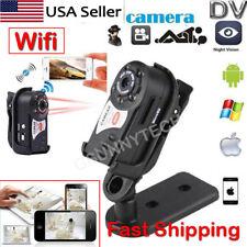 HD WiFi Mini Spy Camera P2P IP Portable Camera Indoor/Outdoor DV Hidden Security