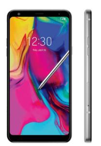 LG Stylo 5 - LMQ720TSW - 16GB Silvery-White Boost Mobile Smartphone