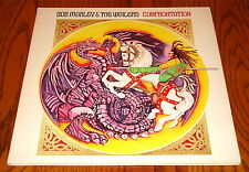 BOB MARLEY & THE WAILERS CONFRONTATION ORIGINAL LP 1983