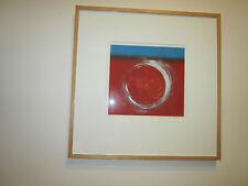 Callisto a Monoprint by Joan Busing