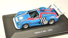 HACHETTE ALPINE UNIVERSAL HOBBIES / ELIGOR Alpine A 441  - 1974 /38