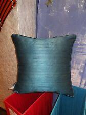FODERA CUSCINO 40 X 40  INDIANO semplice bluette blu azzurro