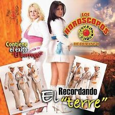 Horoscopos De Durango : Recordando El Terre CD