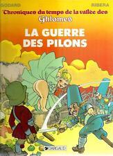 LA GUERRE DES PILONS    GODARD / RIBERA    edt   DARGAUD