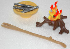 Special Basket for Head Fish Spear Campfire Playmobil to Indians Accessories 647