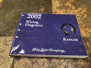 Repair Manuals Literature For 2002 Ford Ranger For Sale Ebay