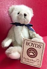 Boyds Bear Plush 7 Inch Hank Q. Bruin From The H.B.s Heirloom Series