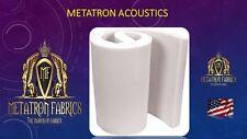"Metatron Acoustics Upholstery Foam 3"" Thick, 24"" Wide x 24"" Long Regular Density"