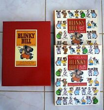 BLINKY BILL COLLECTION Dorothy Wall 2 x Books in Slipcase