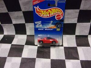 Hot Wheels 1995 Buick Wildcat Collector #597 NEW