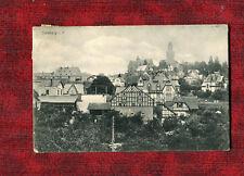 Kronberg - PLZ  61476 - Stadtansicht. - um 1910  ( 27075  )