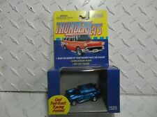 Johnny Lightning Thunder Jets Blue Chevy Nomad AFX/HO Slot Car
