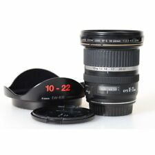 Canon EF-S 10-22 mm f/3.5-4.5 USM Wide Zoom
