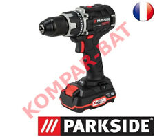 PARKSIDE PERFORMANCE Perceuse-visseuse sans fil PABSP 20-Li B2, 20 V