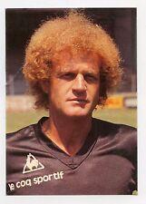 FOOTBALL .Entraîneur général .Association sportive de St- ETIENNE .Robert HERBIN