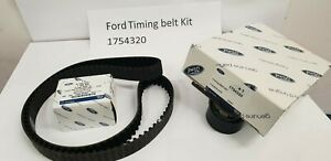 New Genuine Ford C-Max Galaxy S-Max Mondeo Focus 1.6TDCi Timing Belt Kit 1754320