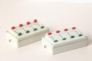 Märklin H0 7271 And 7272 White Switch Point (193207)