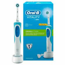 Oral-B Vitality Cross Action Brosse à Dents Électrique - Bleu Azur