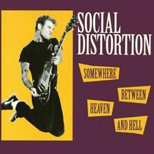 Social Distortion Somewhere Between Heaven and Hell 180gm LP Vinyl 33rpm