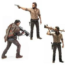 The Walking Dead Deluxe 10 Inch Figure Set - Daryl Dixon & Rick Grimes