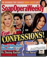 Soap Opera Weekly - 2010, October 19 - True Confessions! Brenda's Huge Secret!