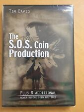 The S.O.S. Coin Production Dvd Plus Gimmick By Tim David