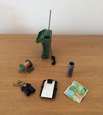 Vintage 1966 Palitoy Action Man Pilot Communications Set. (No.94037530)