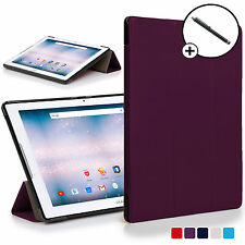 Forefront Cases violet pliant Smart Case Cover Acer Iconia One 10 B3-A30 Stylet