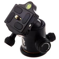 Pro Metal Ball Head + Quick-release Plate for Monopod Tripod DSLR Camera-Load CX