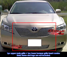 For 07-09 Toyota Camry LE Billet Grille Combo
