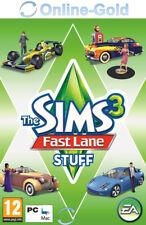 Les Sims 3 kit Vitesse ultime Pack extension Fast Lane Stuff EA Origin Jeu - FR