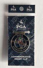 2019 Pga Championship golf money clip bethpage black new york pga new