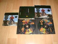 MAQUINA TOTAL 4 MUSIC CD CON DOS DISCOS USADO EN BUEN ESTADO NM600DFTV