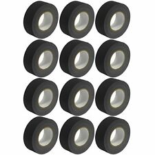 """Seismic Audio 12Pk  Gaffer's Tape-Black 2"""" Rolls 60 Yards per Roll Gaffers Tape"""