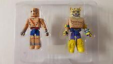 MiniMates Street Fighter II 2-Pack SAGAT VS KING New Loose