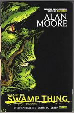 Saga of the Swamp Thing Book 1 tpb, Alan Moore, Stephen Bisette