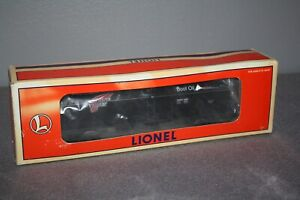 Lionel #6-52137 Red Wing Shoe Tank Car, SCARCE, MOB!