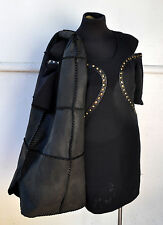 House of Harlow Nicole Richie Uber Rare Leather Super-Sized Tote Shoulder Bag