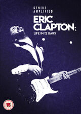 Eric Clapton - Life In 12 Bars (NEW DVD)
