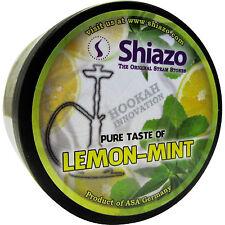 Shiazo Dampfsteine 100g Steam Stones nikotinfrei Shisha Wasserpfeife Tabakersatz
